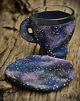 Nádoby - Celý vesmír - šálka na kávu - 6885244_