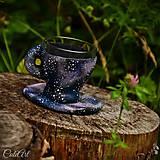 Nádoby - Celý vesmír - šálka na kávu - 6885247_