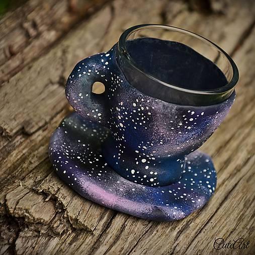 Celý vesmír - šálka na kávu