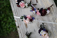- Kvetinový náramok...na želanie - 6883286_