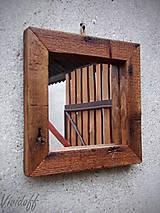Zrkadlá - zrkadlo starý smrek2 - 6886708_
