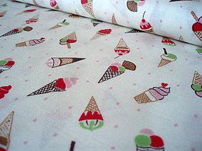 Textil - Bavlna Picnic in the Park - zmrzka - 6886483_