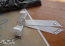Pierka - svadobné pierko ivory - 6888607_