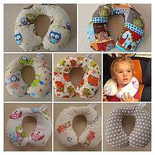 Textil - Cestovný vankúšik na krk pre deti - 6888240_