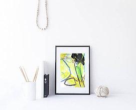 Kresby - kresba/maľba - 6886129_