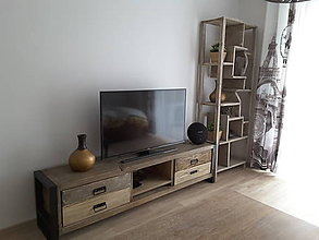 Nábytok - Tv stolík / komoda č. 5 - 6886746_