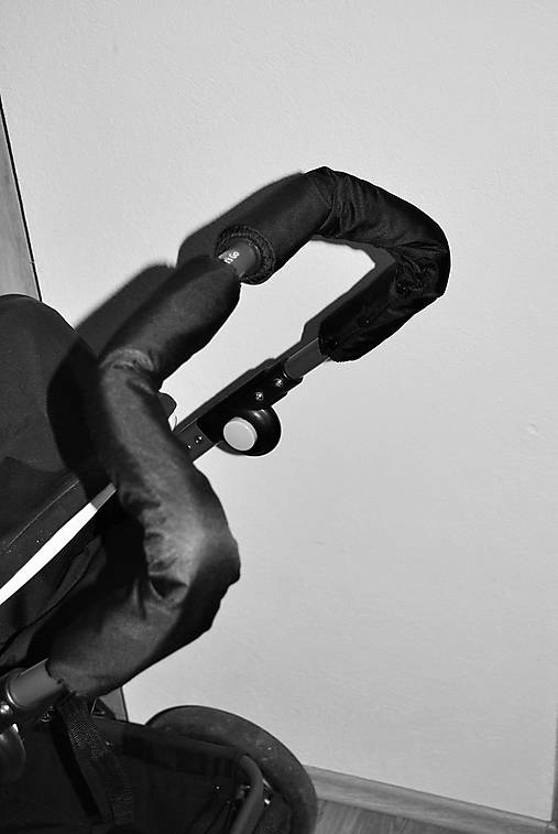 Ochranné obaly na rukoväť kočíka