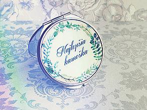 Zrkadielka - Zrkadielko najlepšia kamoška - 6891853_