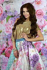Sukne - sukna flower Carat - 6889646_