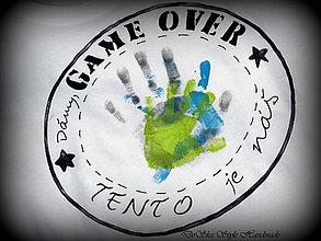 Oblečenie - Deň otcov - ruky preč, tento je náš !!! :) - 6892731_