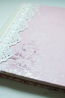 Papiernictvo - Fotoalbum pre dievčatko
