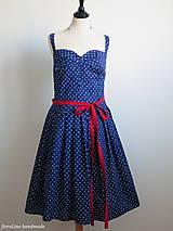 Šaty - letné šaty Tulipán - ky - 6894149_