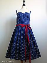 Šaty - letné šaty Tulipán - ky - 6894150_