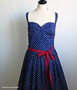 Šaty - letné šaty Tulipán - ky - 6894151_