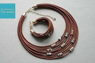 Sady šperkov - Souprava Indian Ethno © design Terinela - 6893323_