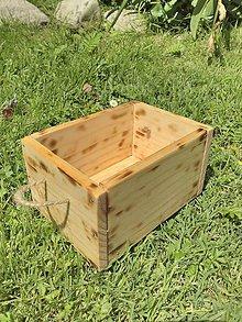 Krabičky - Mini bednička - 6896106_