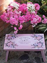 Nábytok - Šamlík xl - Ružová záhrada ETELKA - 6896065_
