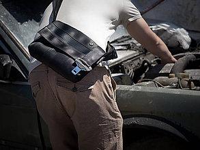 Tašky - BLK 28-15 taška z bezpečnostních pásů - 6896201_