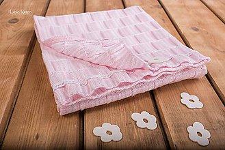Textil - Detská deka,\