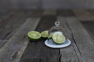 Nádoby - Betónový citrovník LEMO - 6898427_