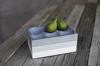 Nádoby - Dekoračný tanier FRUTO - 6898443_