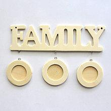 Polotovary - Rámik family - 6896943_