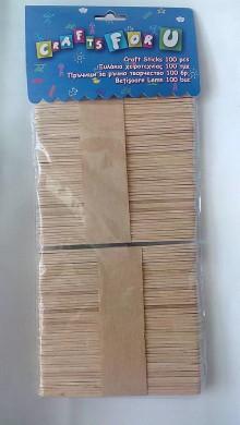Polotovary - Nanukové paličky - 6896755_