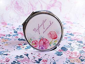 Zrkadielka - Zrkadielko najkrajšia maminka - 6899807_
