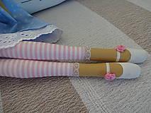 Bábiky - Modroružová - 6899072_