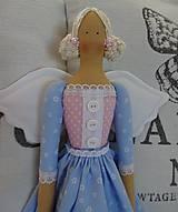 Bábiky - Modroružová - 6899075_