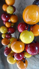 Brusnicovo-citrusový fresh