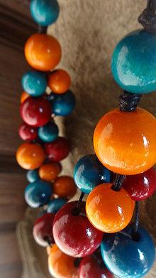 Náhrdelníky - Orange Mojito - 6899300_