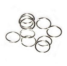 Komponenty - Spojovacie krúžky, 8mm/20ks - 6901859_