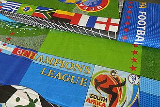 Textil - Látka Futbalová - 6902935_