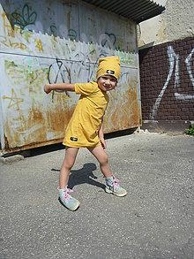 Detské oblečenie - šaty - 6902535_