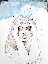 Grafika - love drizzle_A3 print - 6902304_