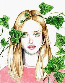 Obrazy - Ivy_A3 print - 6902321_
