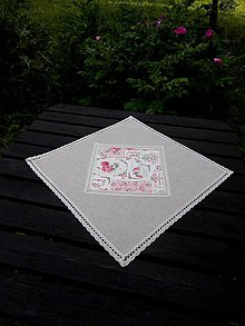 Úžitkový textil - DEČKA ... 41 x 41 cm - 6904907_