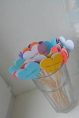 Pierka - farebné napichovatká  - 6906860_