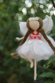 Dekorácie - Anjelinka Ema - 6908062_