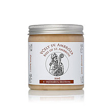 Potraviny - med s cejlónskou škoricou - čisto prírodný surový, 350g - 6908539_
