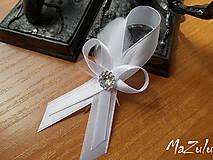 - svadobné pierko biele /stredné/ - 6906796_