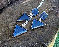 Modré trojuholníky