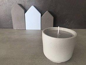 Svietidlá a sviečky - Gelová sviečka 2v1 - 6907943_