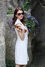 Šaty - Štýlová vesta - 6907845_