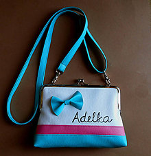 Detské tašky - pre Adelku - 6906407_