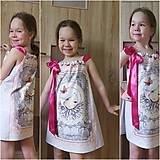 Detské oblečenie - šaty MIRABELLE - 6908238_