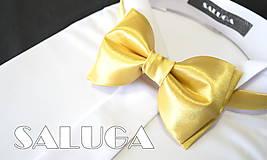 - Zlatý pánsky motýlik - 6909739_