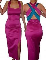 Šaty - Saténový sen - 1005175