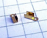 Komponenty - Koncovky 9 mm/ 10 ks - 1018005